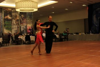 Houston Ballroom Dance Studio competitors