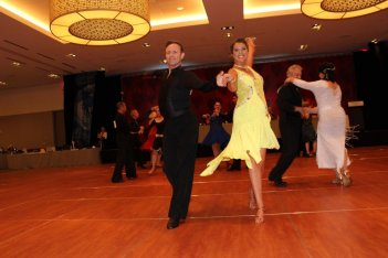 Competitive Ballroom Dancing