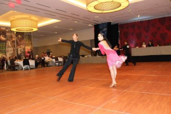 Latin Dancing Competition