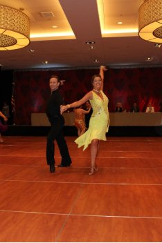 Ballroom Dancers Houston